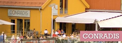 Conradis restaurant på Brygga i Tønsberg