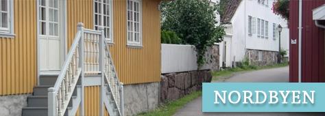 Nordbyen i Tønsberg
