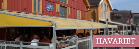 Havariet på Brygga i Tønsberg