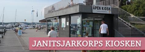 Tønsberg Janitar Kiosken