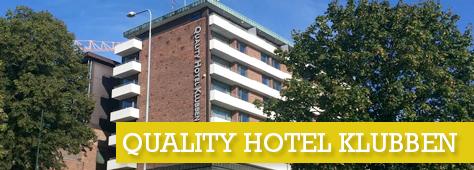 Quality Hotel Klubben Tønsberg