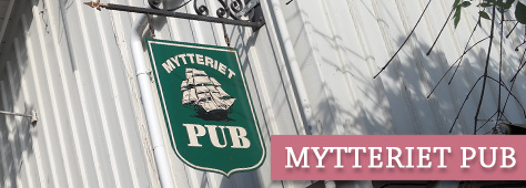 Mytteriet Pub på Brygga i Tønsberg