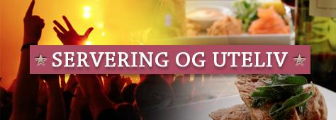 Servering og uteliv i Tønsberg
