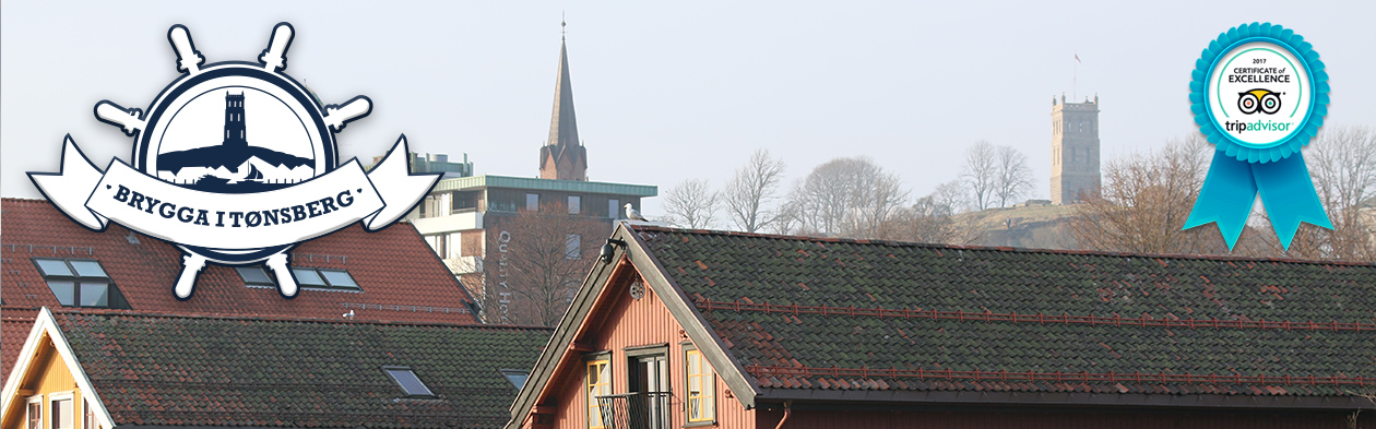 Brygga i Tønsberg